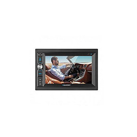 """6.2"""" DOUBLE DIN DVD TOUCHSCREEN - MULTIMEDIA STATION"""