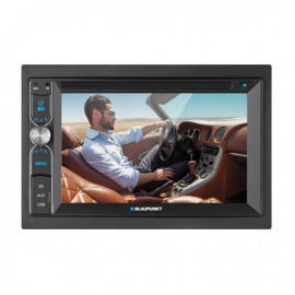 "6.2"" DOUBLE DIN DVD TOUCHSCREEN - MULTIMEDIA STATION"